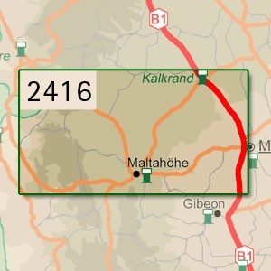 Mariental [1:250.000]