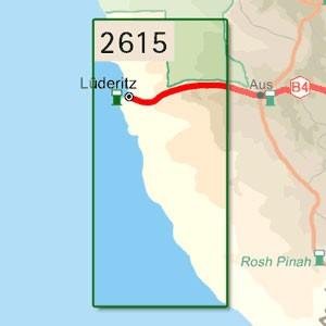 Lüderitz [1:250.000]