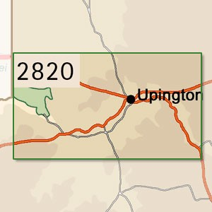 Upington [1:250.000]