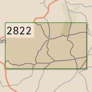 Postmasburg [1:250.000]