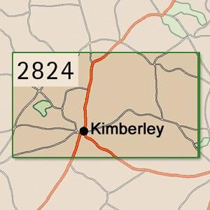 Kimberley [1:250.000]