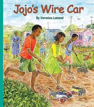 Jojo's wire car