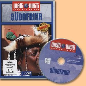 Südafrika. Film DVD. Weltweit Lust auf Reisen