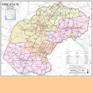 Free State 1:700.000