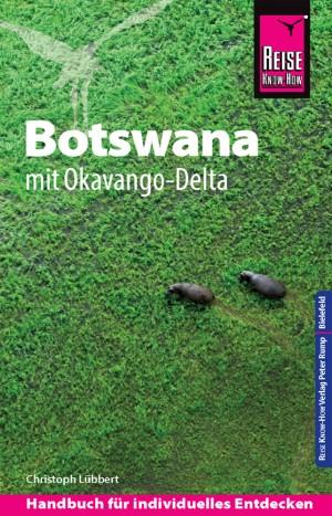 Botswana: Reise Know-How Reiseführer