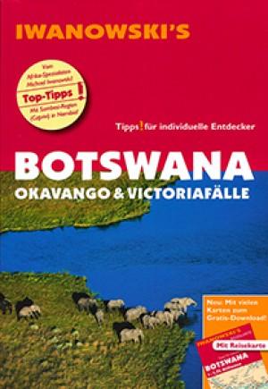 Botswana. Okavango & Victoriafälle (Iwanowski Reiseführer)