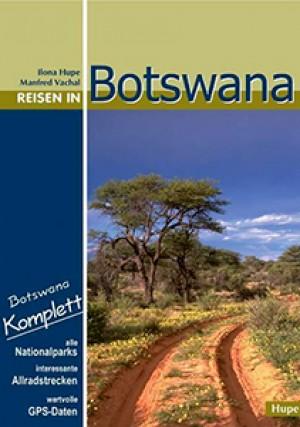 Reisen in Botswana (Ilona Hupe Reiseführer)