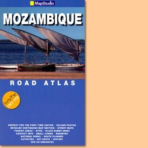 Mozambique Road Atlas (Mapstudio)