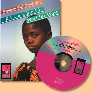 Kisuaheli Wort für Wort & AusspracheTrainer