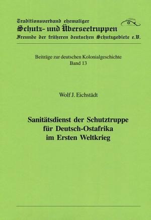 Sanitätsdienst der Schutztruppe für Deutsch-Ostafrika im Ersten Weltkrieg