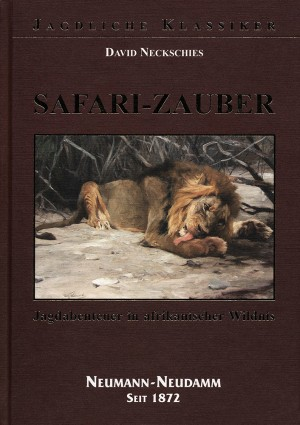Safari-Zauber: Jagdabenteuer in afrikanischer Wildnis