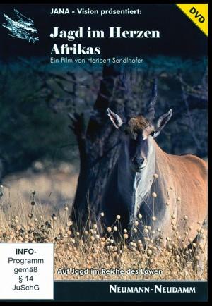 Jagd im Herzen Afrikas: Auf Jagd im Reich des Löwen (DVD JANA-Vision, Nr. 14)