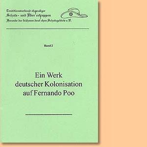Ein Werk deutscher Kolonisation auf Fernando Poo