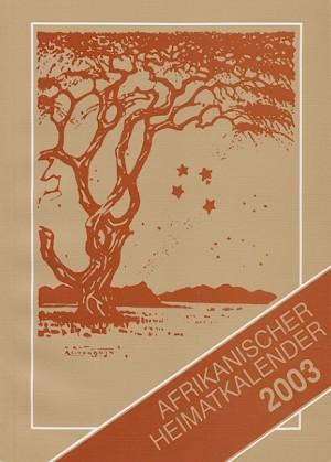 Afrikanischer Heimatkalender 2003
