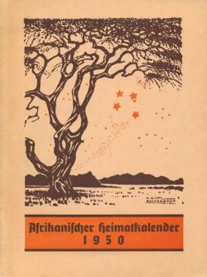 Afrikanischer Heimatkalender 1950