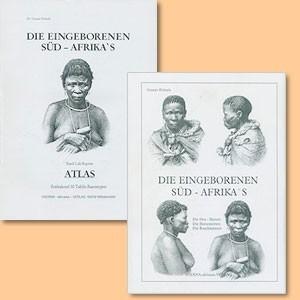 Die Eingeborenen Südafrika's - Band I. und II. (Nachdruck)