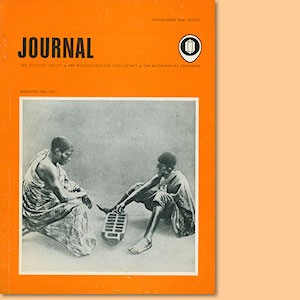 JOURNAL Vol. 31 (1976-77)