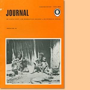 JOURNAL Vol. 34-35 (1979-81)