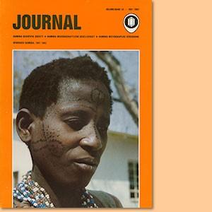 JOURNAL Vol. 43 (1991/1992)