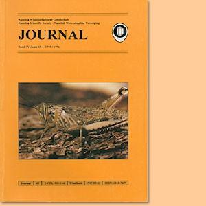 JOURNAL Vol. 45 (1995/1996)
