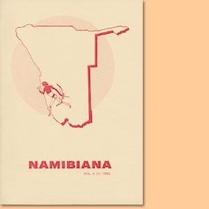 Namibiana Vol. II (1) 1980