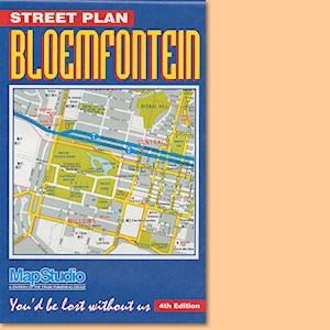 Bloemfontein Street Plan