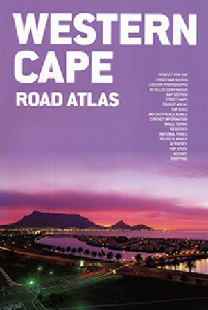 Western Cape Road Atlas (MapStudio)