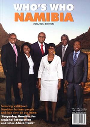 Who's Who Namibia 2013/2014
