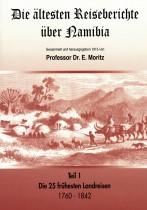 Die ältesten Reiseberichte über Namibia, Teil 1