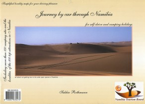 Journey by Car through Namibia for self-drive and camping holidays
