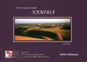 Where to journey inside Namibia