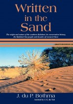 Written in the Sand: The origin and nature of the southern Kalahari