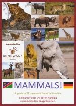 Mammals! 76 Säugetiere Namibias