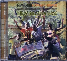 New Beginnings (CD Namib Marimbas)