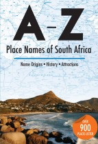 A-Z Place Names of South Africa (MapStudio)