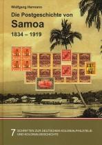 Die Postgeschichte von Samoa 1834-1919
