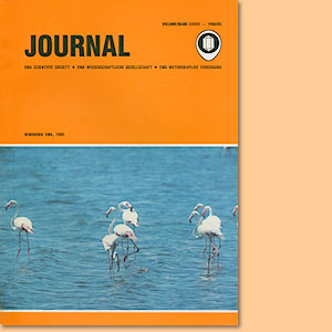 JOURNAL Vol. 39 (1984-85)