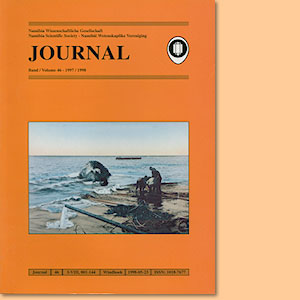 JOURNAL Vol. 46 (1997/1998)