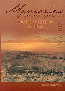 Memories of several years in south-western Africa 1866-1871