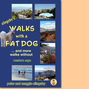 Western Cape: Slingsby's walks with a fat dog and more walks without