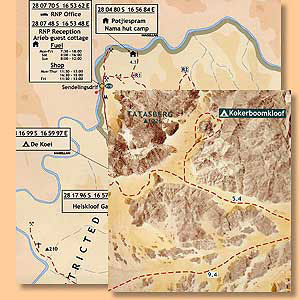 Richtersveld National Park and Northern Namaqualand