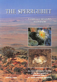 The Sperrgebiet: Namibia's Least Known Wilderness, by John Pallett et al. Desert Research Foundation of Namibia (DRFN) and NAMDEB Diamond Corporation (Pty) Ltd. Windhoek, Namibia 1995. ISBN 9991670939 / ISBN 99916-709-3-9 / ISBN 9789991670935
