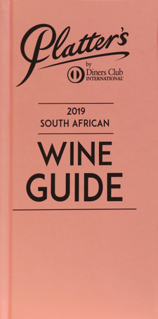 Platter's South African Wine Guide 2019 edition, by Philip van Zyl. John Platter SA Wineguide (Pty) Ltd. 39th edition, Hermanus, South Africa 2019. ISBN 9780987004680 / ISBN 978-0-9870046-8-0