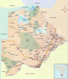 This is Botswana. ISBN 9781845371463 / ISBN 978-1-84537-146-3