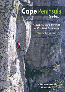 Cape Peninsula Select: A guide to trad climbing in the Cape Peninsula, by Tony Lourens. Blue Mountain Design & Publishing. Cape Town, South Africa 2014. ISBN 9780620574693 / ISBN 978-0-620-57469-3
