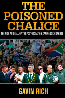 The Poisoned Chalice, by Gavin Rich. Randomhouse Struik - Zebra Press, Cape Town, South Africa 2013. ISBN 9781770225657 / ISBN 978-1-77022-565-7