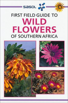 First Field Guide to Wild Flowers of Southern Africa, by John Manning. Penguin Random House South Africa (Pty) Ltd. Imprint: Struik Nature. 2nd edition. Cape Town, South Africa 2015. ISBN 9781775843924 / ISBN 978-1-77584-392-4