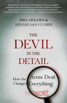The Devil in the Detail, by Paul Holden and Hennie van Vuuren. ISBN 9781868423675 / ISBN 978-1-86842-367-5