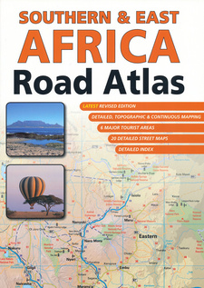 Southern & East Africa Road Atlas, published by Map Studio. ISBN 9781770264366 / ISBN 978-1-77026-436-6