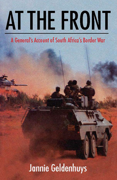 At The Front A General S Account Of South Africa Border